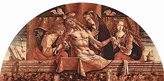 Carlo Crivelli - 'Pietà, 1493