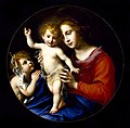 Carlo Dolci - Virgin and Child with the Infant Saint John the Baptist - Google Art Project.jpg