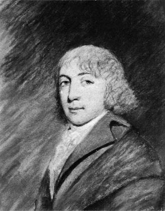 James Sharples - Carlos Martínez de Irujo y Tacón, Pastel attributed to James Sharples, Sr.