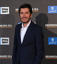 Carlos del Amor, en DocumentaMadrid 2016.JPG