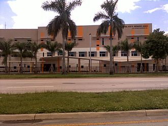 Carol City, Florida - Miami Carol City High School