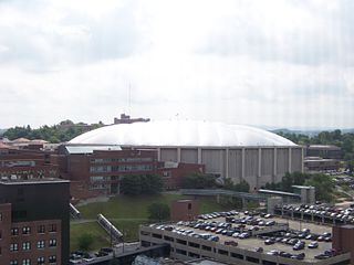 Carrier Dome Domed stadium in Syracuse, New York