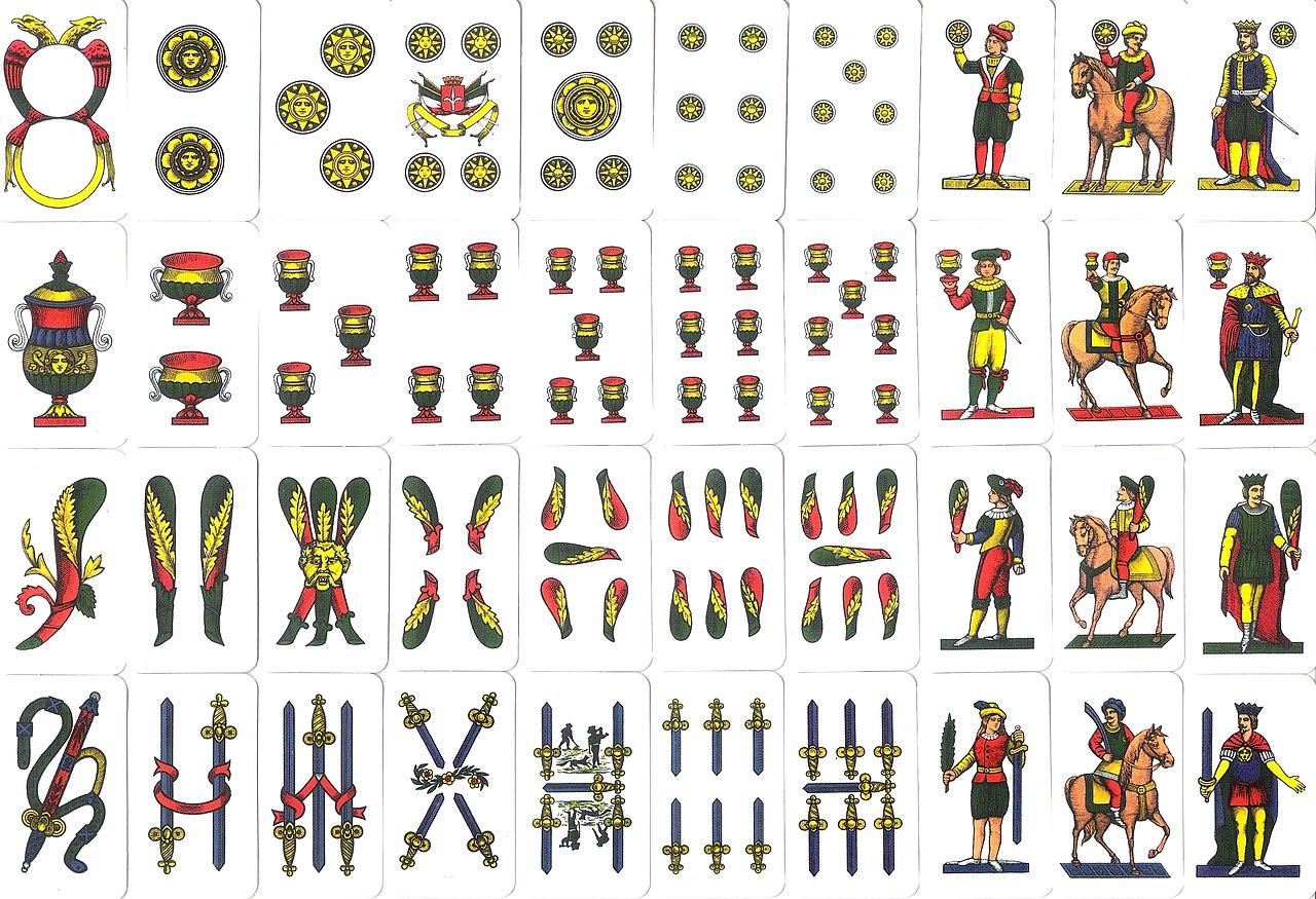 Fichier carte napoletane al wikip dia for Due di bastoni carte napoletane