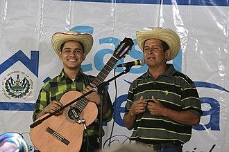Music of El Salvador - Salvadoran musicians