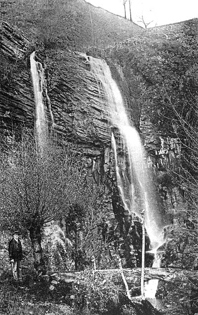 Cascade Des Estreys - A book of the Cevennes.jpg