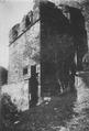 Castello di Verrès, porta ingresso esterna, fig 121 foto nigra.tif