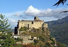 Il castello dei Landi