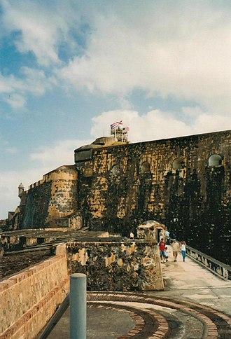 Castillo San Felipe del Morro - El Morro
