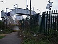 Castle Bar Park stn east entrance.JPG