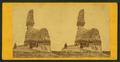 Castle rock, Dakota Co., Minn, by Upton, B. F. (Benjamin Franklin), 1818 or 1824-after 1901.png