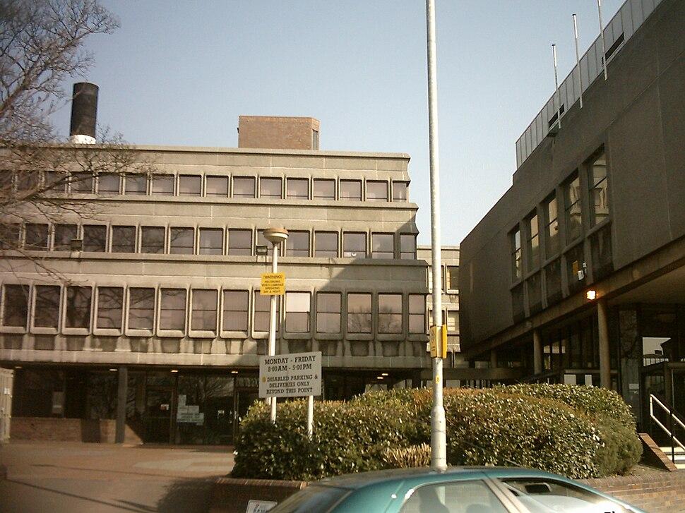 Castleford Civic Centre