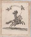 Castrorum Prœfectus Americanus, from 'Courses de Testes et de Bagues Faittes par Roy et par les Princes et Signeurs de sa Cour, en l'annee 1662' (Grand Carrousel) MET DP874860.jpg
