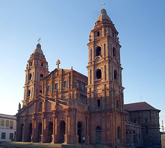 Santo Ângelo - The Angelopolitana Cathedral in Santo Ângelo