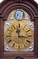 Catholic Wall Clock with the Virgin Mary, Prague - 8070.jpg