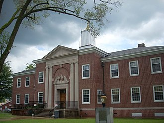 Catoosa County, Georgia - Image: Catoosa County Courthouse, Ringgold, Georgia