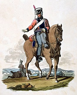 Cavalry Staff Corps