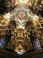 Ceiling arab room cardiff castle.jpg