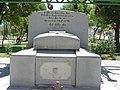 Cementerio General de Cochabamba Monumento Funerario a Esteban Arze.jpg