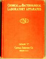 Central Scientific Co. Chemical and Bacteriological Laboratory Apparatus. Catalog C No. 222.pdf