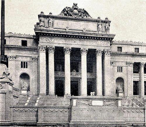Old Legislative Building Legislative Building ca