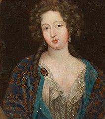 フォンタンジュ公爵夫人作者不明、17世紀