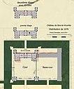 Château de bois le vicomte distribution 1676 Franck Devedjian.jpg