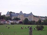 Château et village de Louppy sur Loison.JPG