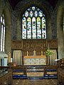 Chancel, St Andrew's Church, Ashburton - geograph.org.uk - 1309625.jpg