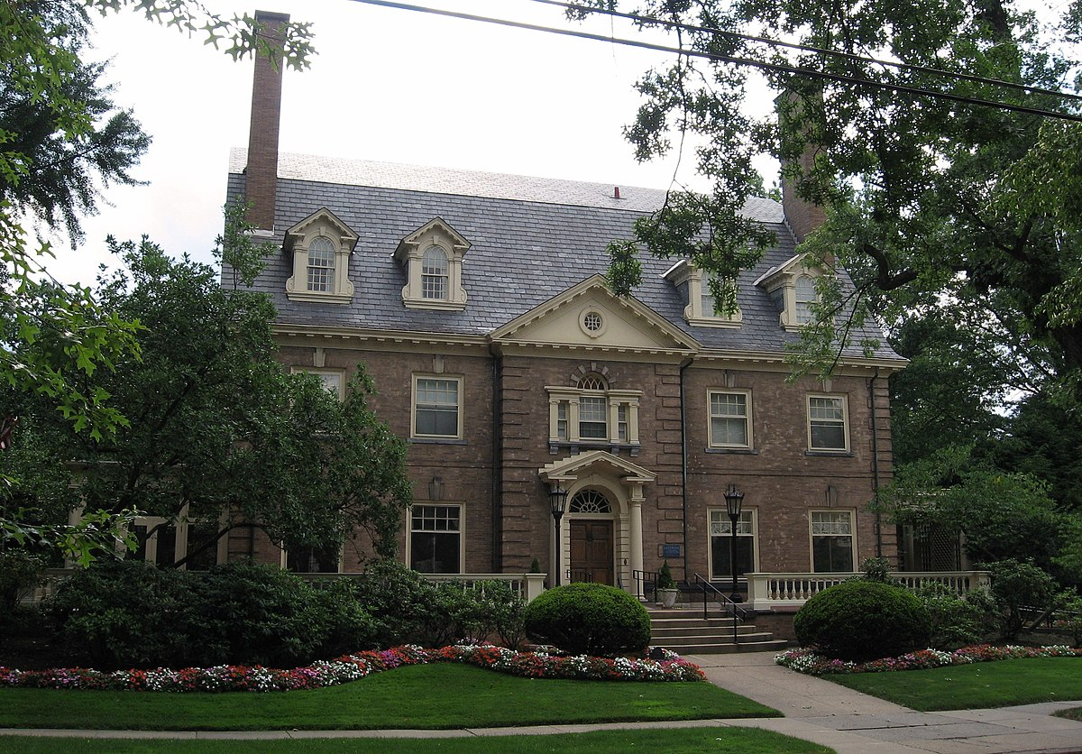 Chancellor's Residence (University of Pittsburgh) - Wikipedia