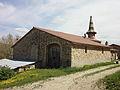 Chapelle de Saint-Julien-d'Asse (rive gauche), vue ouest.JPG