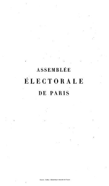 File:Charavay - Assemblée électorale de Paris, tome 2.djvu