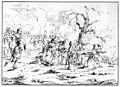 Charles-Alexandre Steinhäuslin 09 - La batterie Moll pendant la bataille de Gislikon (23.11.1847).jpg