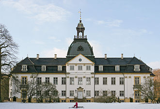 Prince Harald of Denmark - Prince Harald's birthplace, Charlottenlund Palace