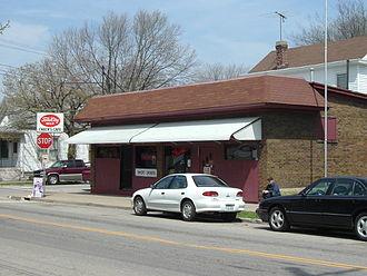Schnitzelburg, Louisville - Check's Cafe