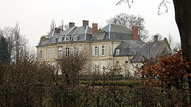The chateau of Chelers