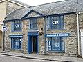 Cheltenham and Gloucester Building Society, Pydar Street, Truro - geograph.org.uk - 1376506.jpg