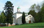 Chevetogne Byzantijnse kerk