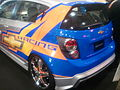 Chevrolet Sonic Racing Sport Style rear - 2012 Tokyo Auto Salon.jpg