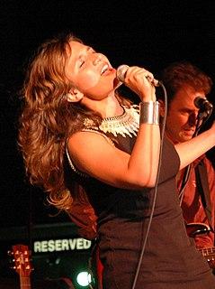 Chiara Civello Italian recording artist; singer