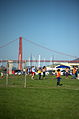 Children soccer competition at Marina Green, San Francisco 2.jpg