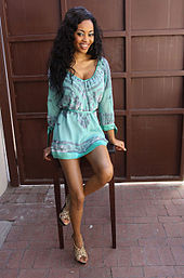 Chima Simone of Big Brother 11