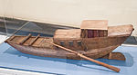 China, river boat, model in the Vatican Museums.jpg