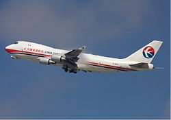 China Cargo Airlines Boeing 747-400F Simon.jpg
