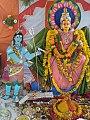 Chinalingala Dussera 2014 Sri Annapurna devi Alamkaram by Girikonda.jpg