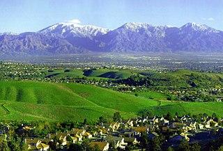 Chino Hills, California City in California, United States