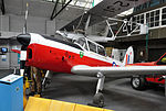 Chipmunk at RAF Manston History Museum.jpg