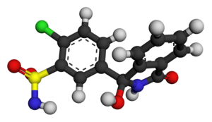 Chlortalidone ball-and-stick 3F4X.png