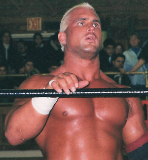 Chris Candido - Candido in March 1998