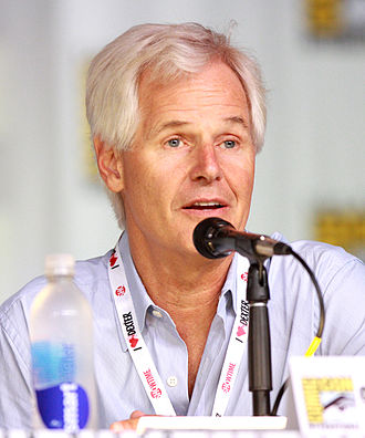 Chris Carter (screenwriter) - Carter in July 2013