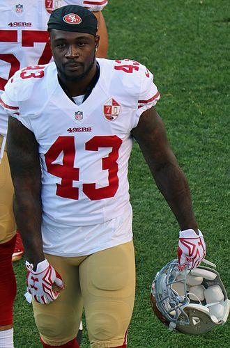Chris Davis (cornerback) - Davis with the San Francisco 49ers in 2016